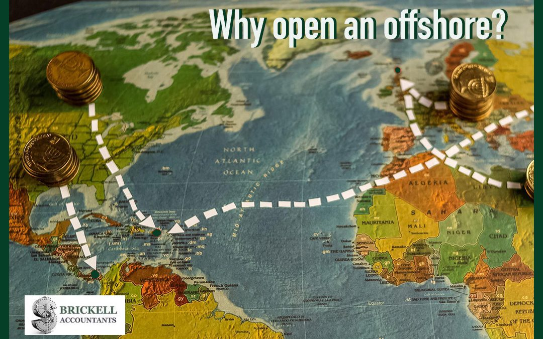 Why open an offshore?